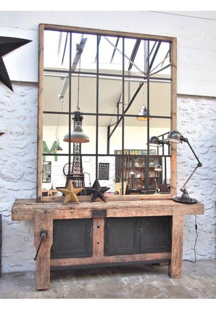 El encanto del banco de carpintero antiguo decorando hogares ...