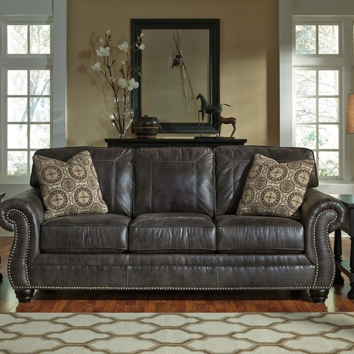 Ashley Breville Charcoal From Furniture To Love For 399