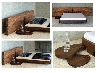 Ign.Dream - Designer Solid Wood Bed by Ign.Design | Bedroom | Pinterest