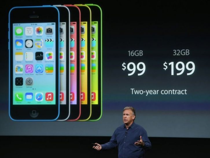 iPhone 5C, iPhone 5S launched
