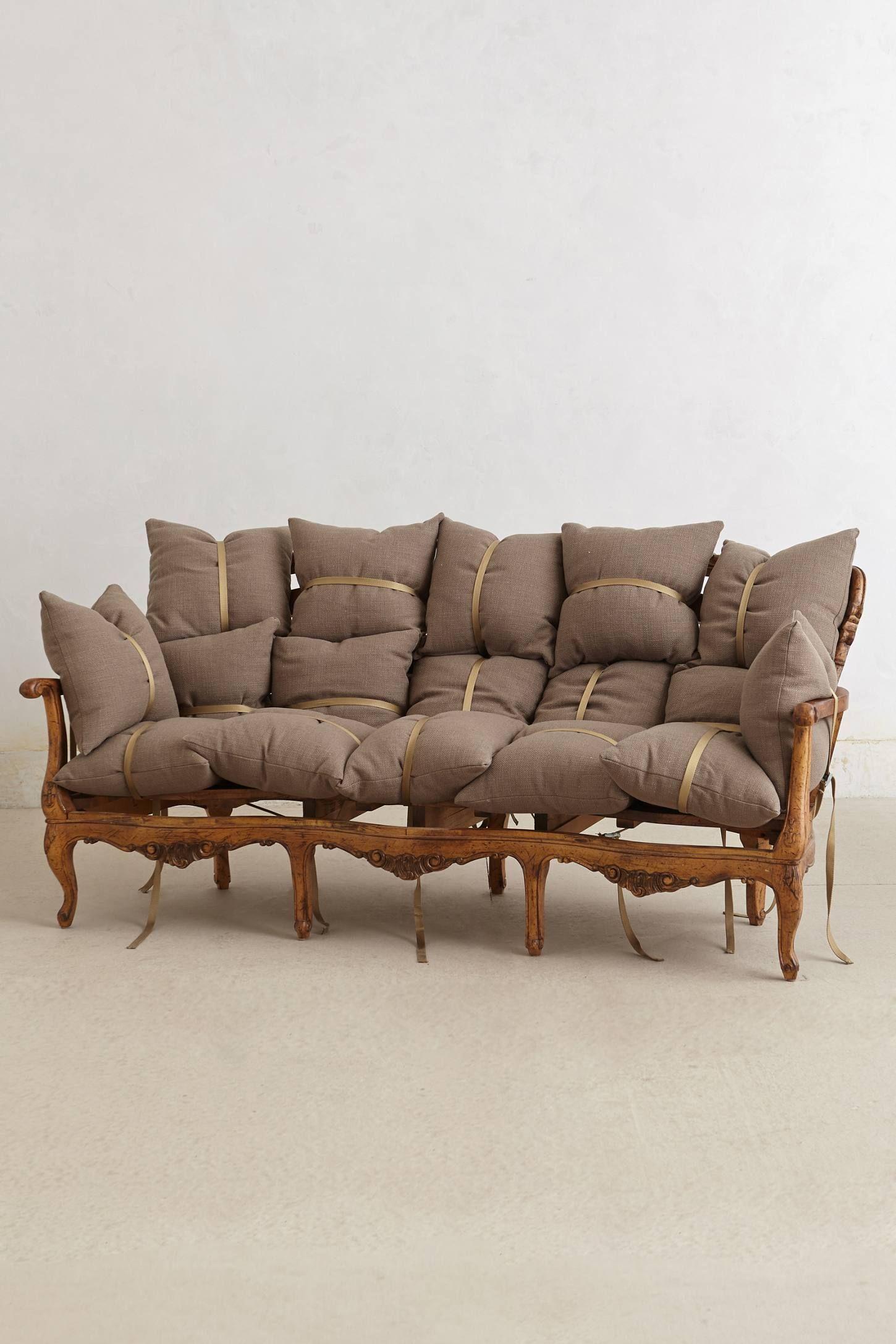 Deconstructed Sofa Sofa Diy Furniture Furniture