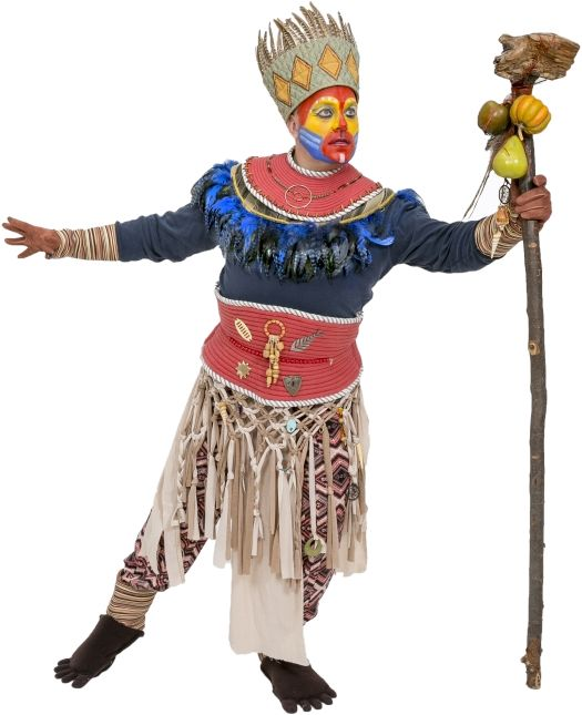 Rental Costumes for The Lion King - Rafiki | The Lion King ...