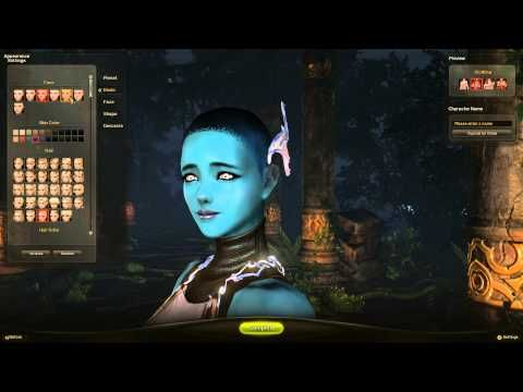 CABAL 2 [2015] Blue Character Creation - CABAL 2 is a Fee to
