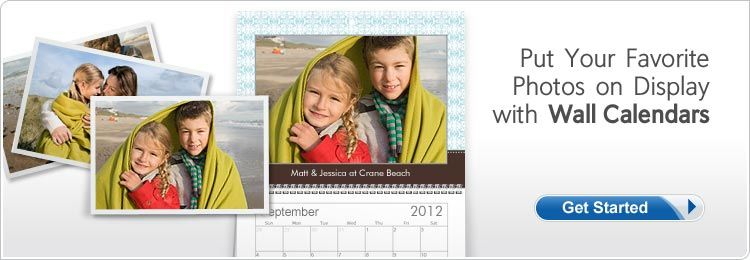 FREE Personalized Photo Calendar! ~FREEbies And Great Deals