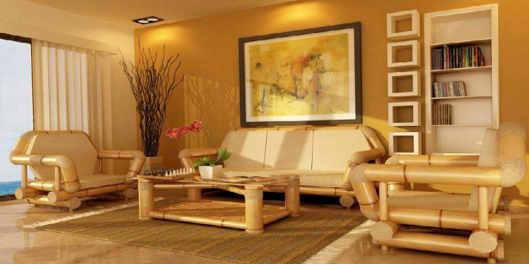 Bamboo Sofa Designs Trends And Ideas 2019 2020 Living Room