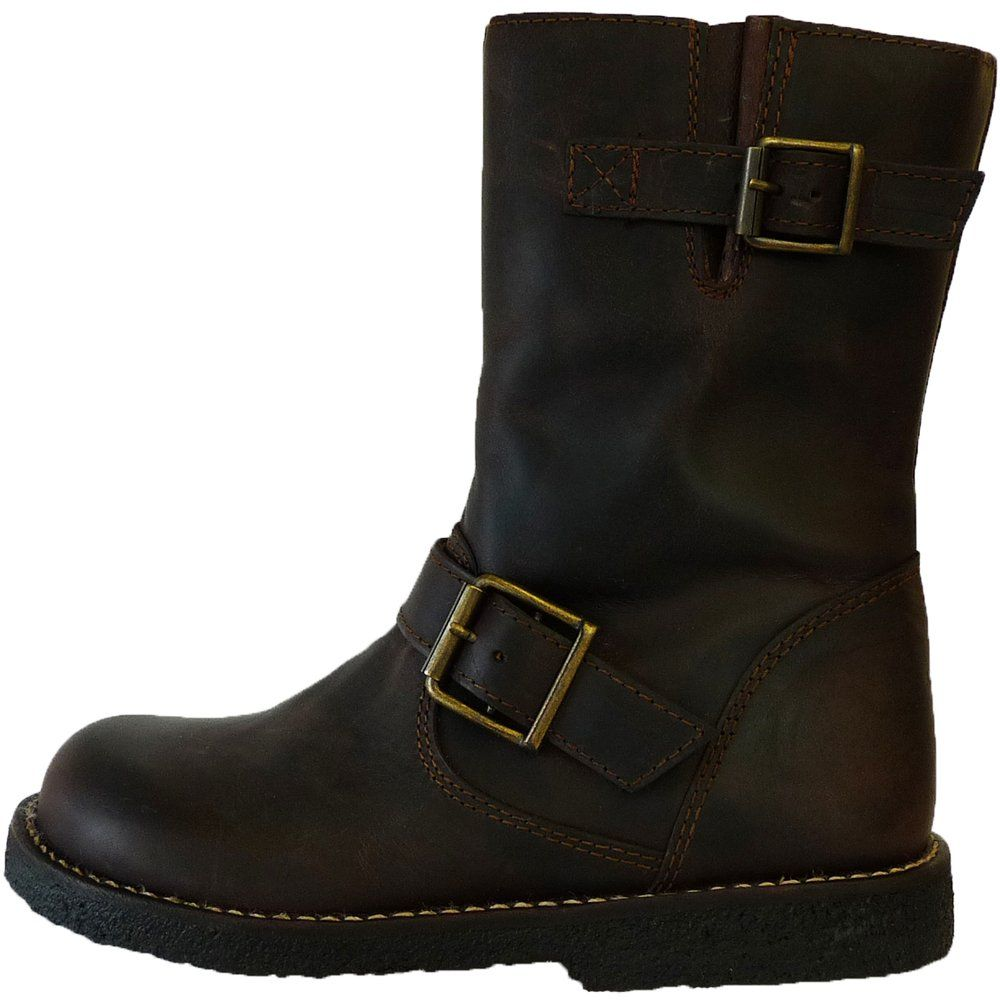 Girls Brown Biker Boots | Boy's shoes | Pinterest | Boys, Biker ...