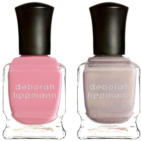 Deborah Lippmann Hologram Nail Polish Duet 19 Liked On Polyvore Featuring Beauty Products Care Makeup Nails