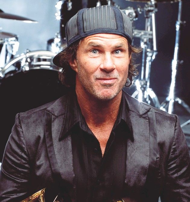 Chad Smith 1961 Red Hot Chili Peppers Drummer