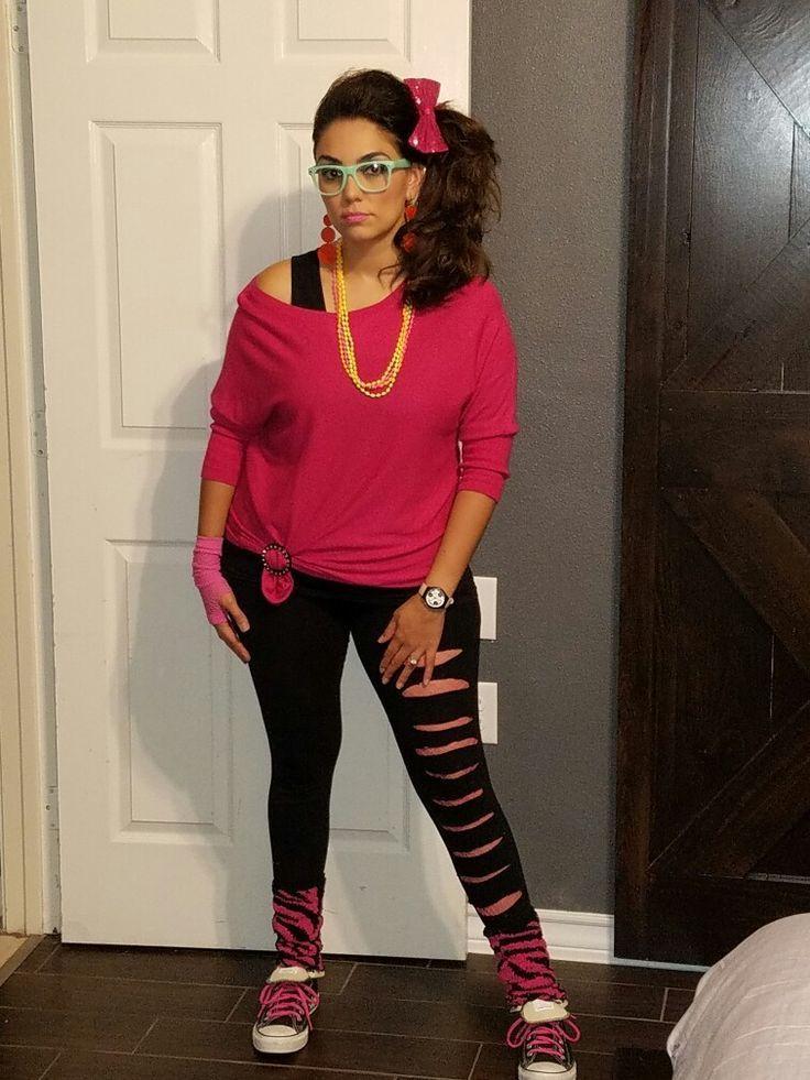 Dressing style of the 80s | Halloween/Fall | Pinterest | 80er mode ...