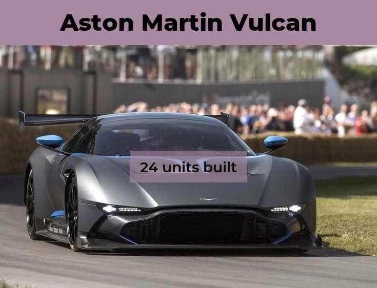 The Aston Martin Vulcan Price Us 2 3 Million Vulcan Aston Martin