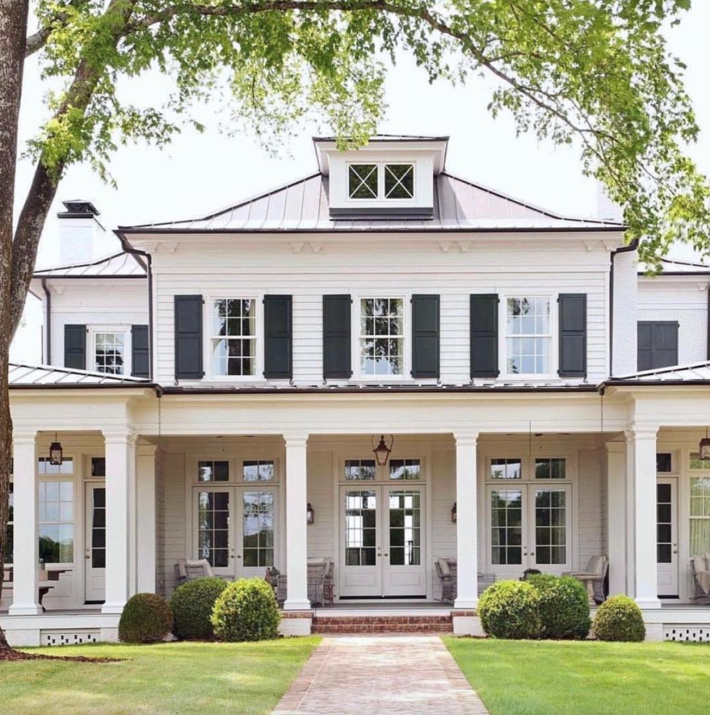 10 Favorite Homes with Curb Appeal Design Chic