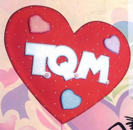 Corazón de Goma EVA | goma eva | Pinterest | Goma eva, Lata ...