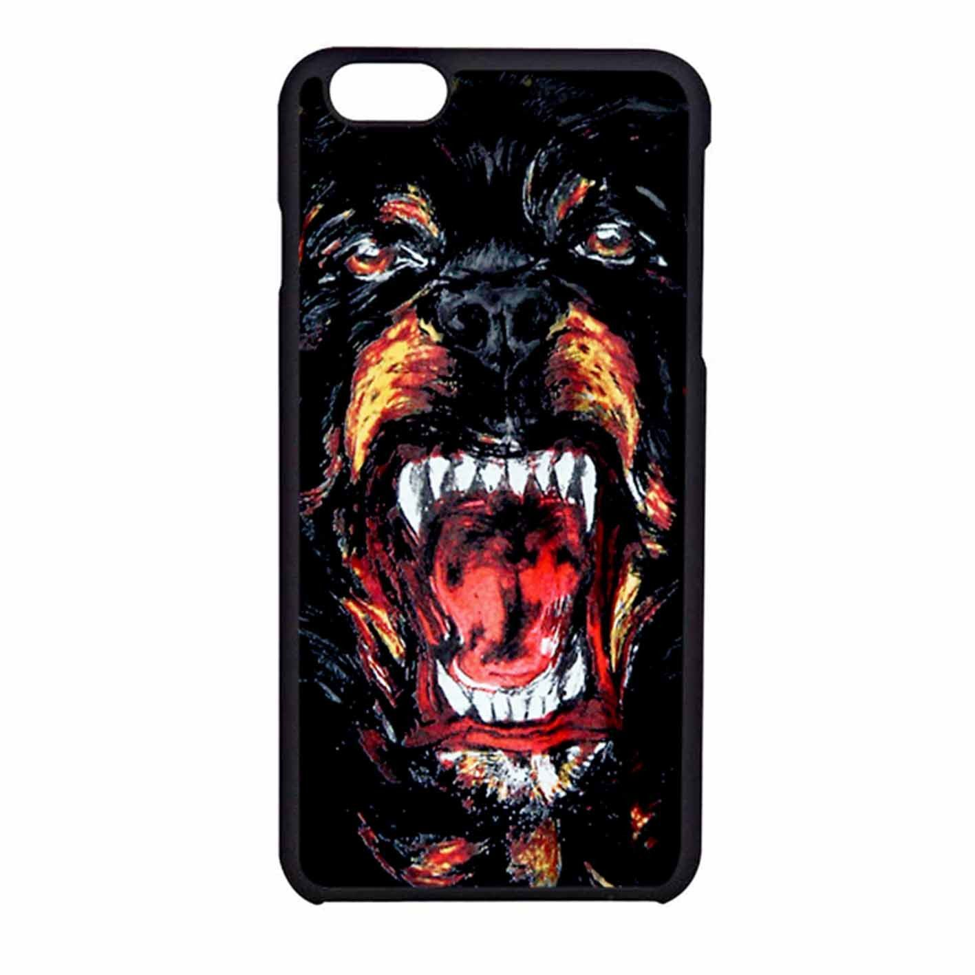 Givenchy Rottweiler Face IPhone 6SS Case