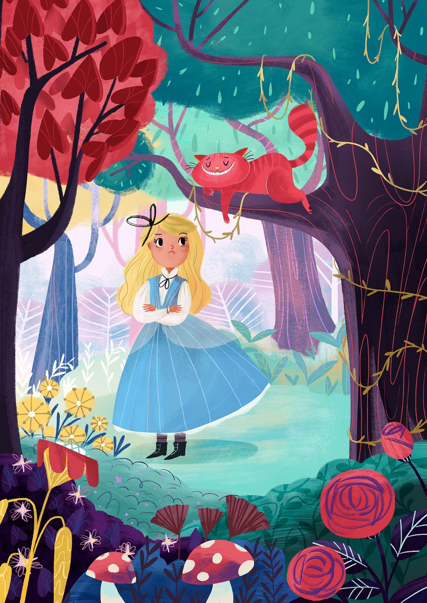 Alice In Wonderland 2 Giovana Medeiros Alice No Pais Das