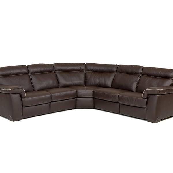 Fantastic Dream Brown Sectional Natuzzi Star Furniture Houston Uwap Interior Chair Design Uwaporg