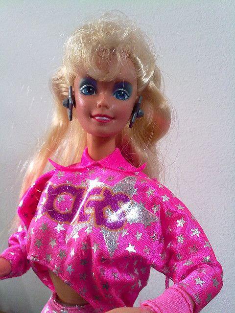 rockers barbie   Flickr - Photo Sharing!