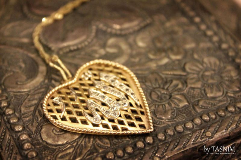 Gold Pendant Gold Pendant Hearts And Roses Gold