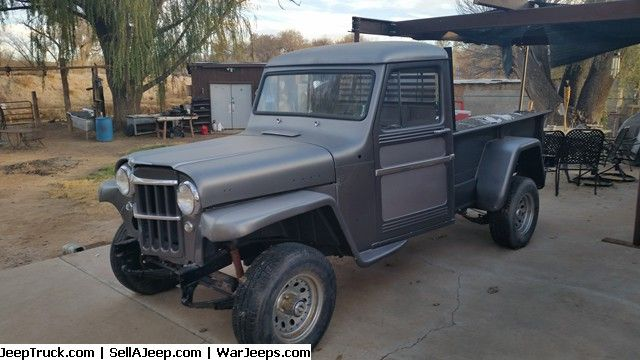 1964 Willys Jeep 90 Complete Paint Chrome Custom Headache Rack New Wires New Speedometer Must Sell Great Project Tr Willys Jeep Willys Jeep Parts For Sale