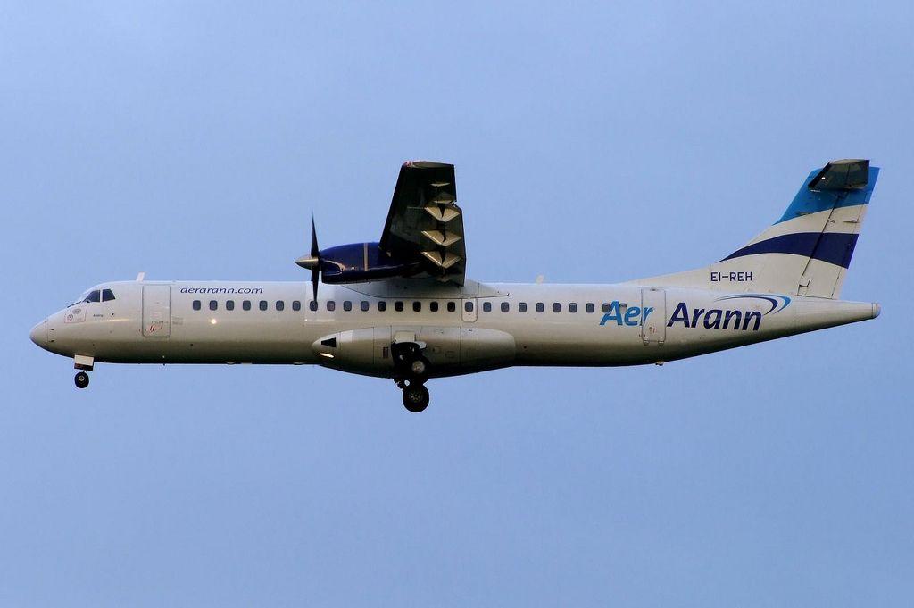 ATR-72, EI-REH.