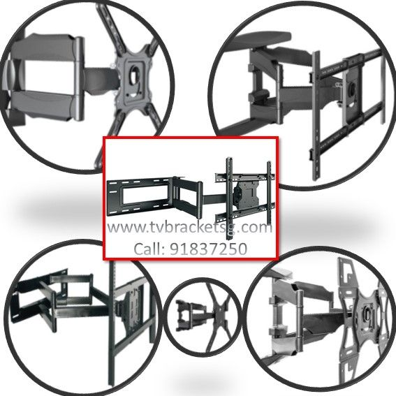 How To Mount Tv Bracket Without Studs Call Sms Whatsapp 65 9183 7250 Tvbracketsingapore Tvwallmountsingapore Tv Bracket Wall Mounted Tv Mounted Tv