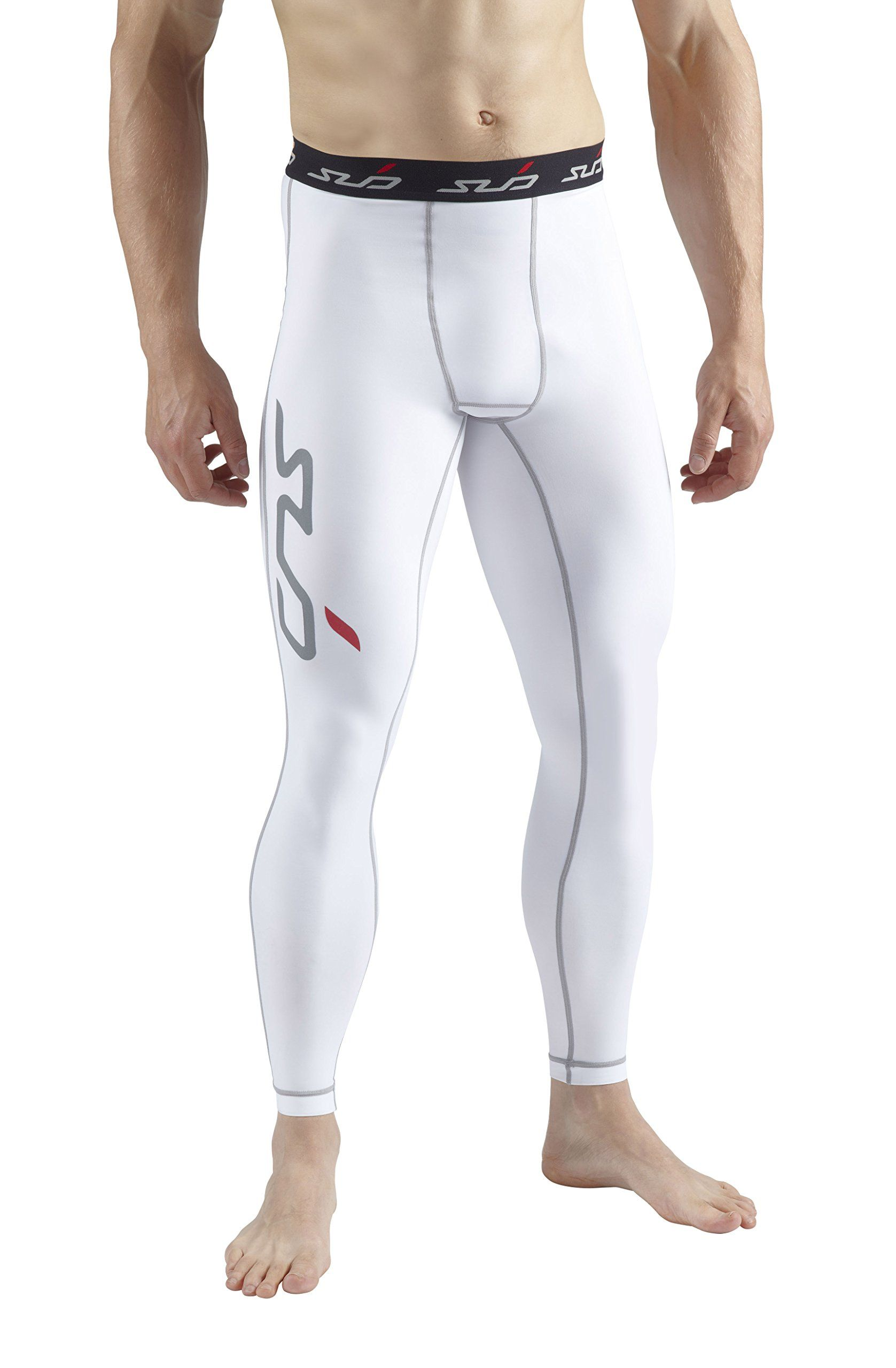 d4c5c94b4fe3a Amazon.com: Sub Sports DUAL Men's Compression Base layer Leggings / Tights:  Sports & Outdoors