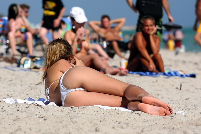 hot girls in miami beach