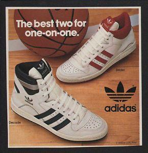 basket adidas 1980