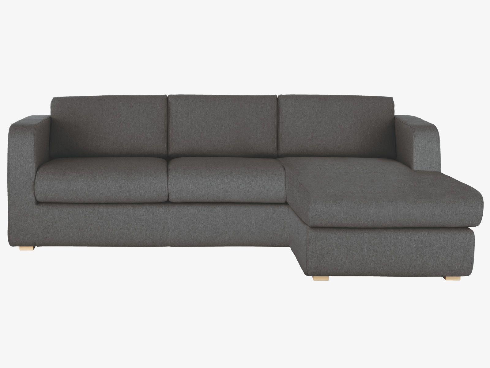 Porto Charcoal Fabric Reversible Chaise Sofa Chaise Sofa Sofa