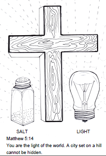 Salt and Pepper Coloring Pages – Itfhk