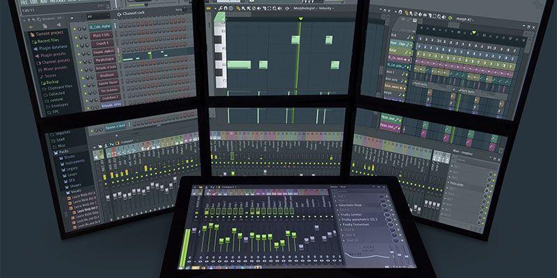 دانلود fl studio 12 برای مک