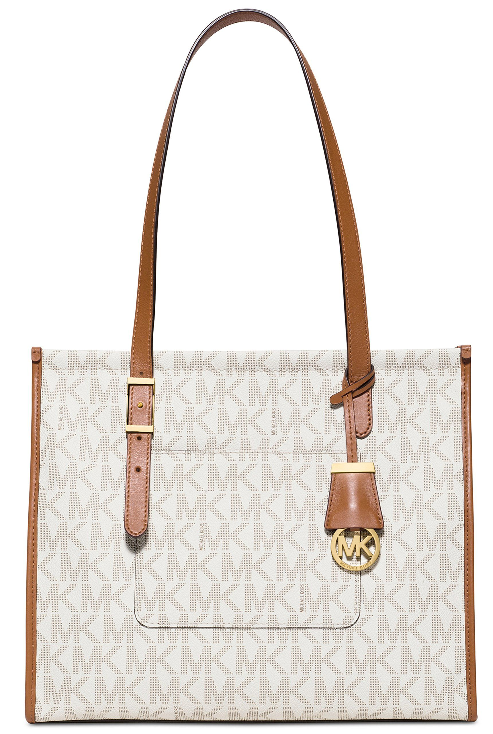 3ddb293a8796 Michael Michael Kors Darien Signature Medium Tote -- Hope that you enjoy  our picture. (This is an affiliate link) #michaelkorshandbags