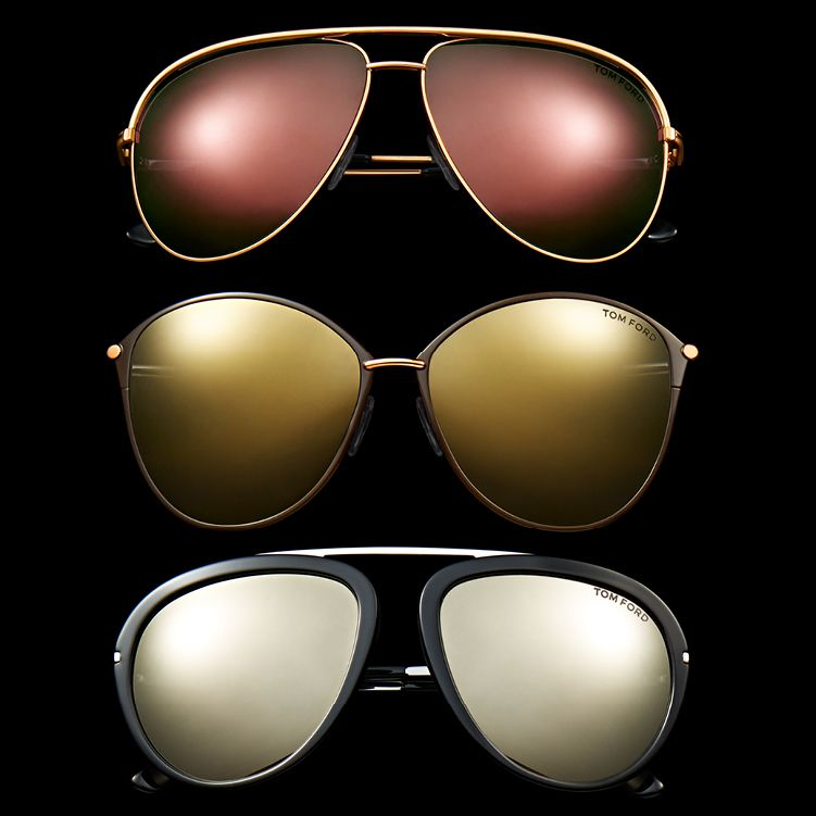 c8972a84d83 Classic TOM FORD Sunglasses updated with Flash Lenses.  TOMFORD