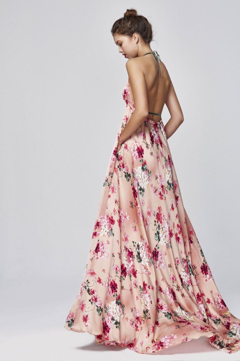 Vestido en seda. Modelo TESA Etxart&Panno Tienda Online Oficial ...