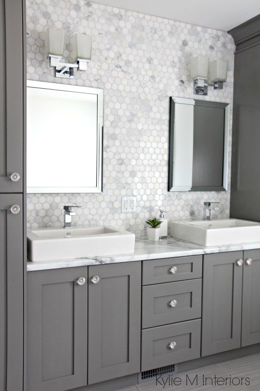 How To Paint Oak Cabinets Painting Bathroom Cabinets Painting Bathroom Bathroom Makeover