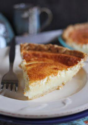 Arctic Garden Studio Buttermilk Pie Sweet Tarts Buttermilk Pie Sweet Recipes