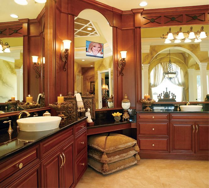 Executive Cabinetry - Normandy cabinet doors & drawers in ...