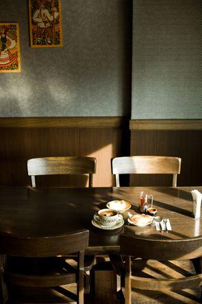 B 2 Nao Shimizu カフェ キッチン コーヒー