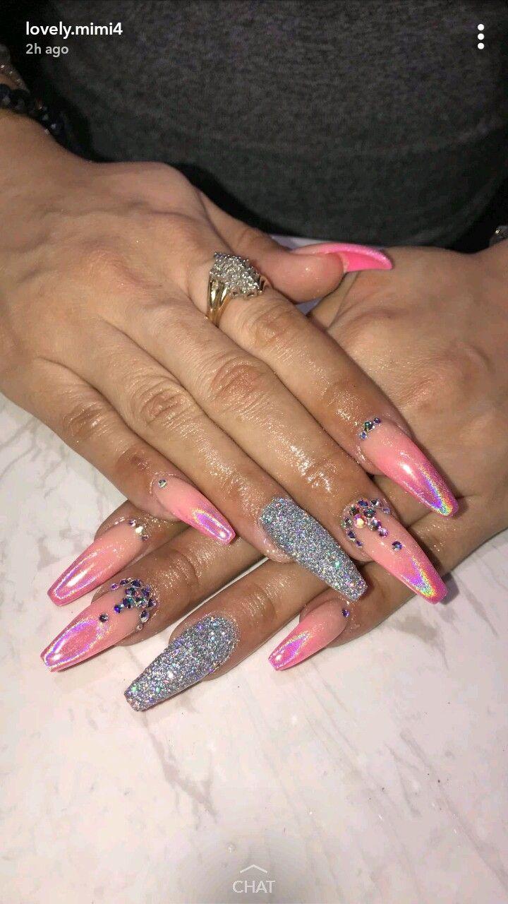 Pin de Precious Loya en Nails   Pinterest