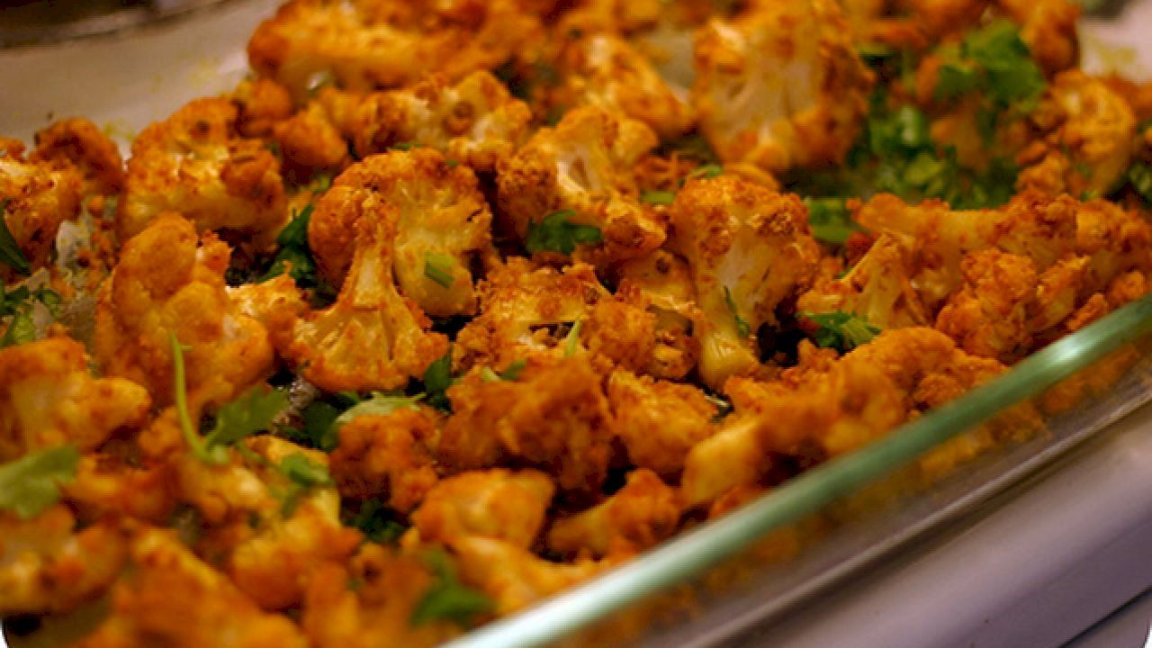 طرق طبخ الزهرة Cooking Food Cauliflower
