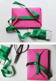 Resultado de imagen para como envolver regalos