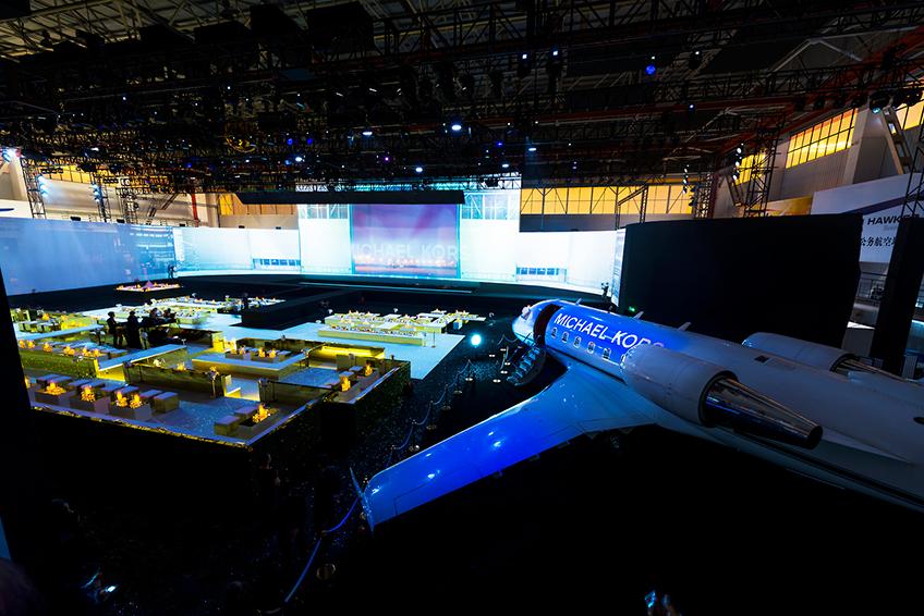 Michael Kors Jet Set Experience @Eventinterface