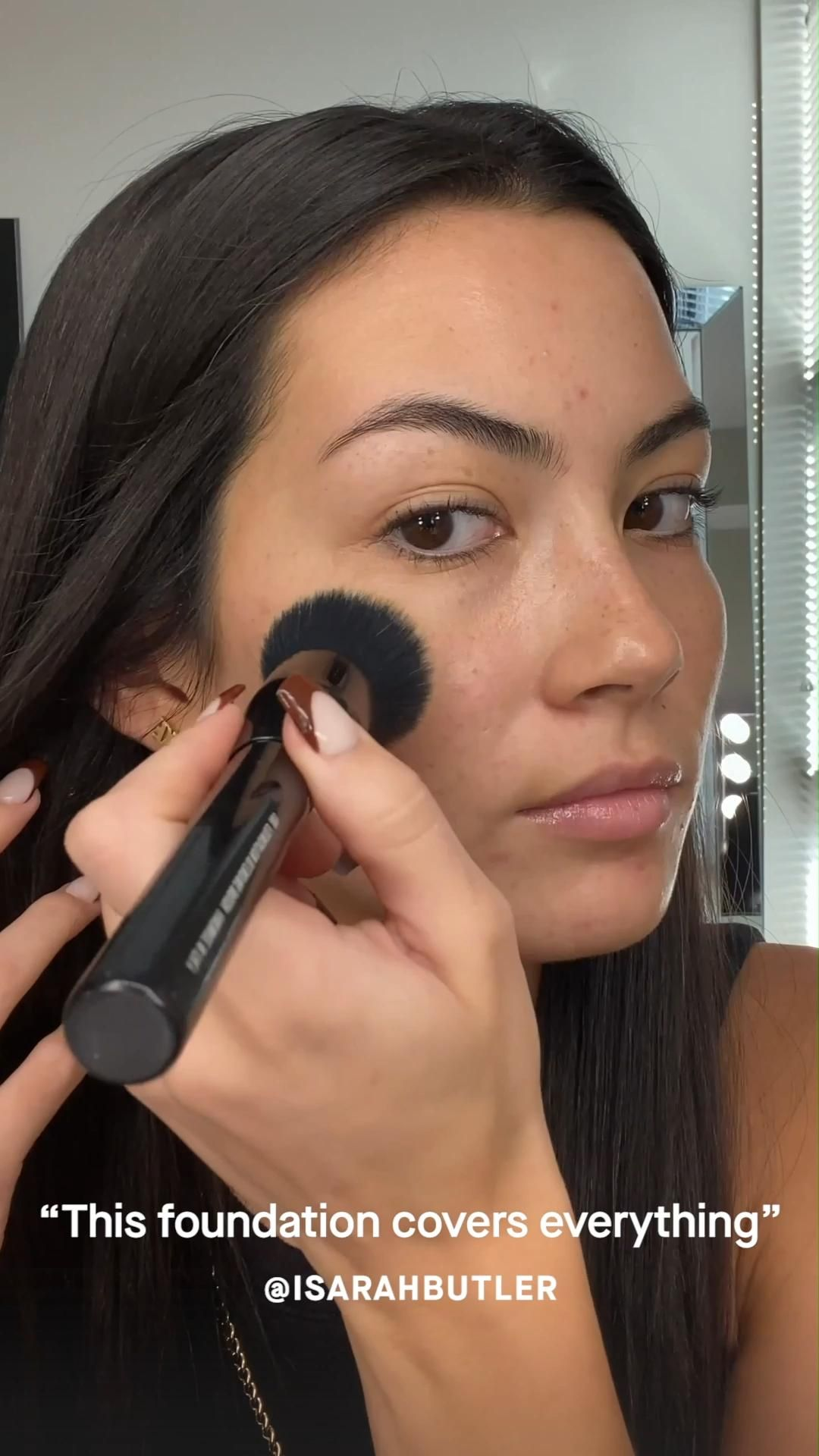 Can't swatch in-store? Take the foundation quiz to