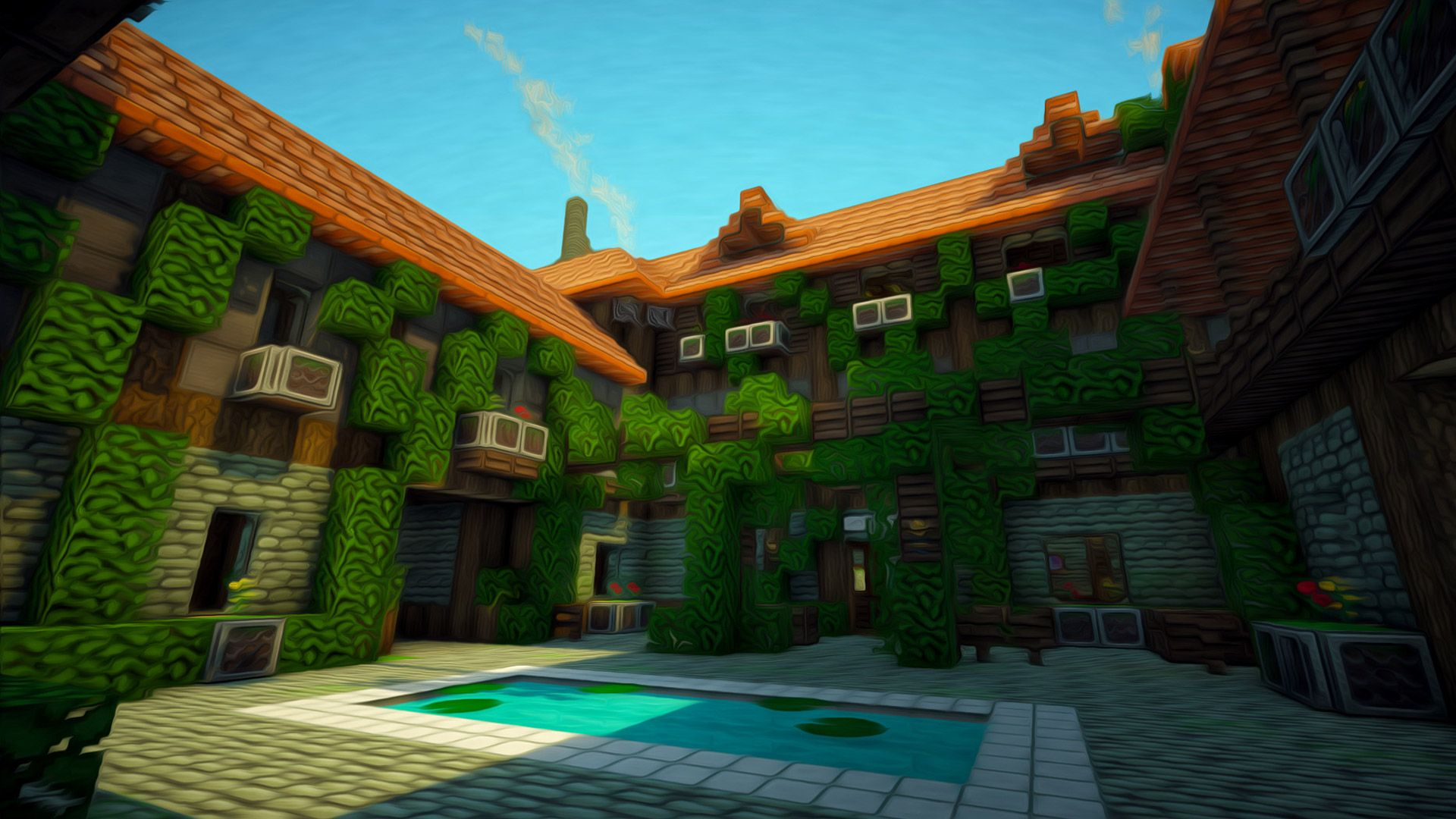 Best Wallpaper Minecraft Love - 03bad1c7c823bd7562bd8a438bcf534c  Image_584781.jpg