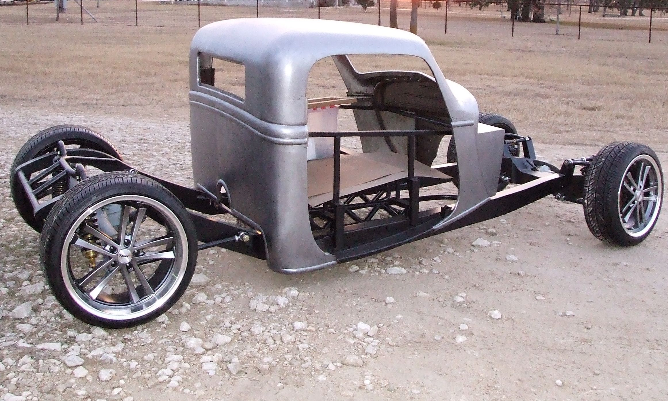1937 Ford truck cab. Metal shaping, Hot rod pickup