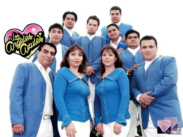 Los Angeles Azules Grupo Musical De Cumbia Sonidera Proxima Presentacion En El Festival Cumbre Tajin 2015 Los Angeles Azules Actrices Cantantes