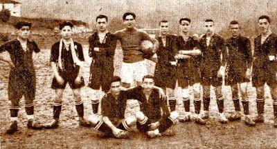 Equipos de fútbol: MONDRAGÓN 1922