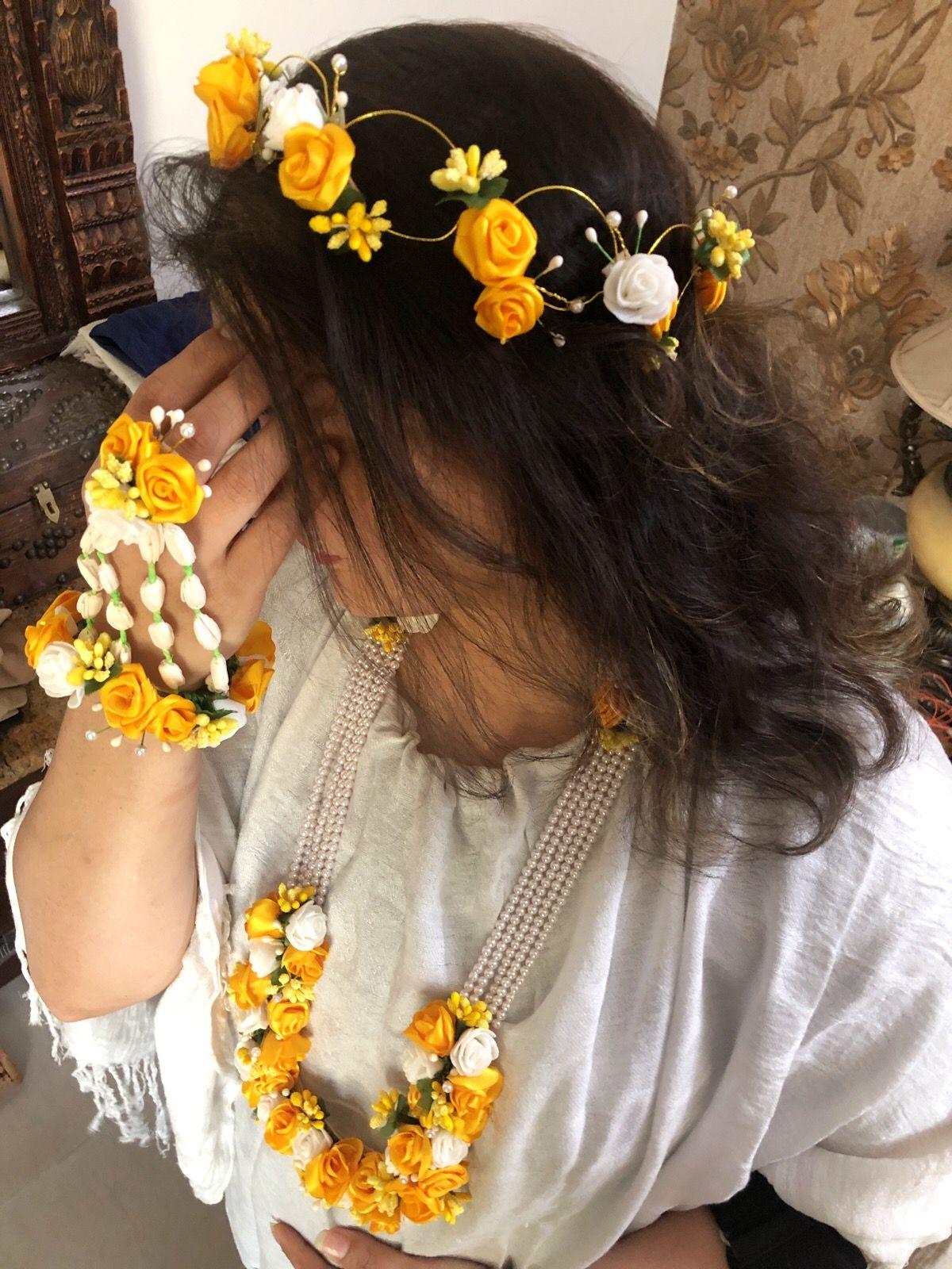 Flower Jewellery Dried flower jewelry, Flower jewelry