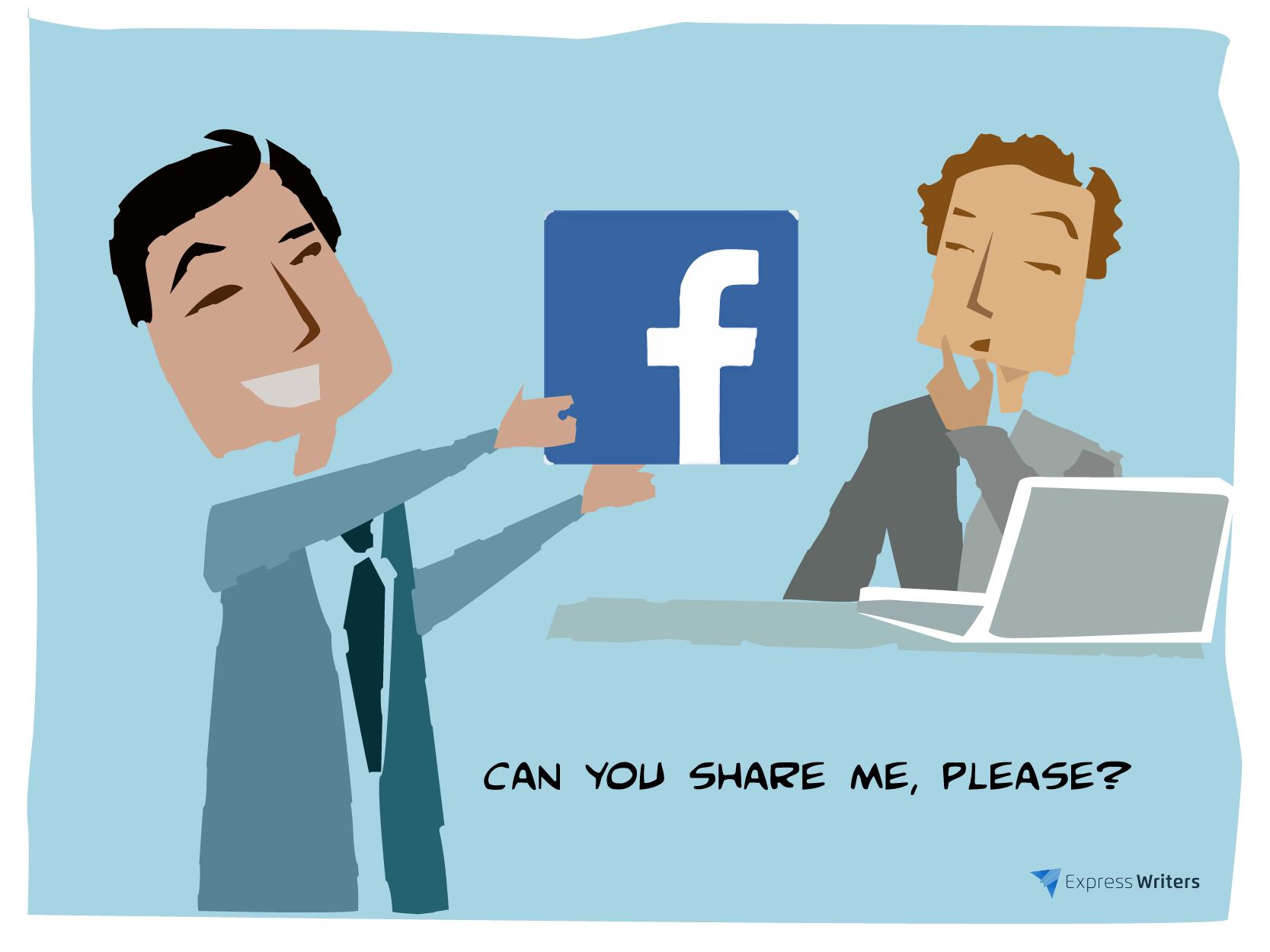 How to Ask Your Audience for a Share: 7 Methods to Earning More Social Shares