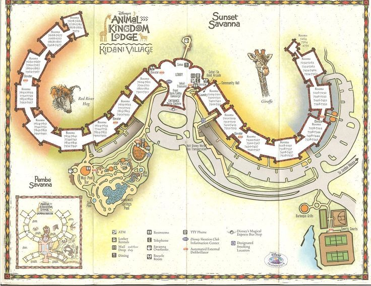 Pin by Carries Getaways Carrie Bryniak on Resort Maps for Walt