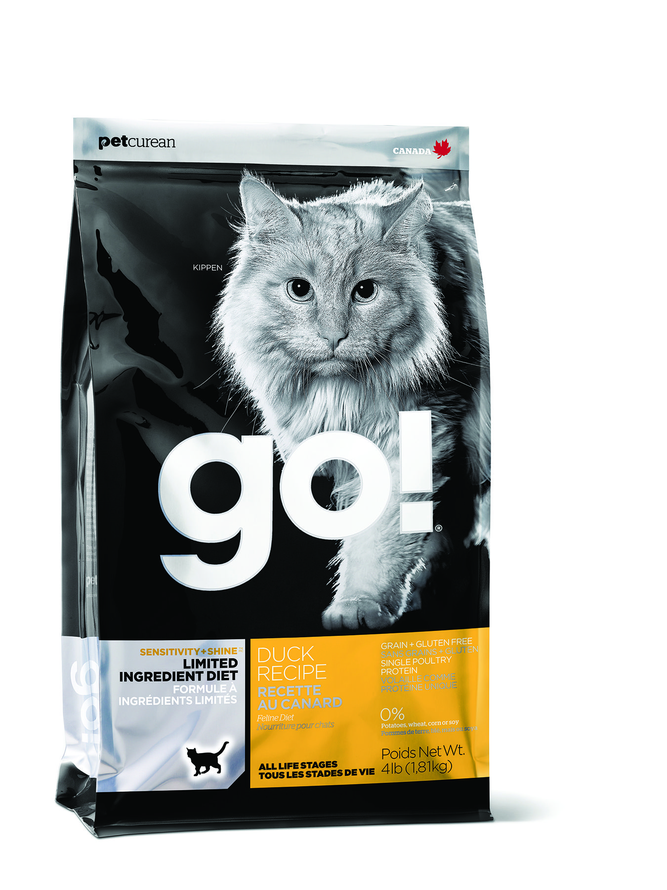Go Cat Food By Petcurean The Catnip Times Cat Food Dry Cat Food Cat Food Allergy